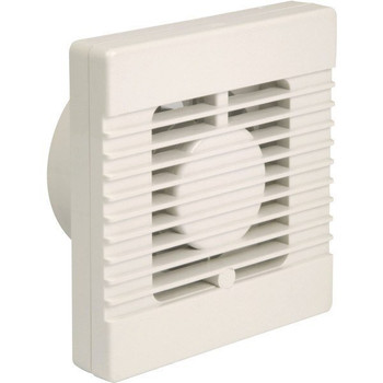 Intervent Extractor fan Timer 100mm