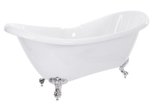 Nice Freestanding Double Ended Bath