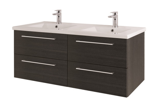 Rhodes 1200 Wall Hung Unit With Basin