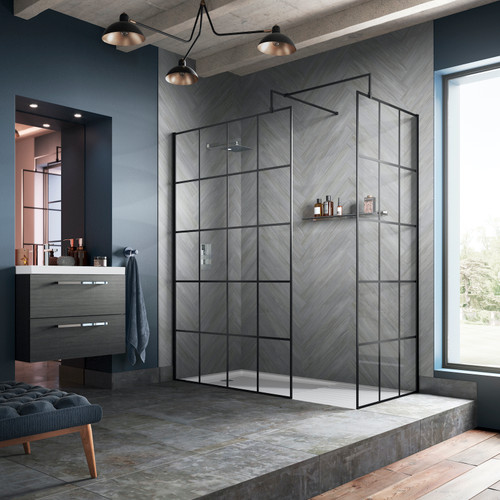 Kildare Wetpanel view of shower room