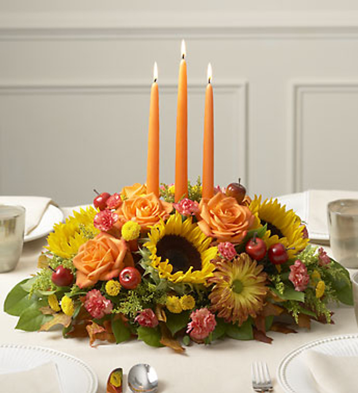 Autumn's Bounty Centerpiece