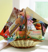 Chocolate and Cookie Basket