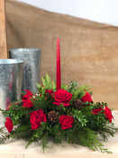Merry and Bright Centerpiece