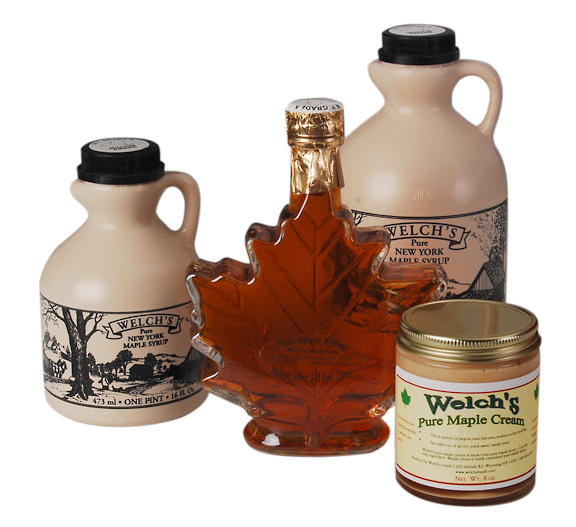 Welch's Maple Products Wyoming, NY