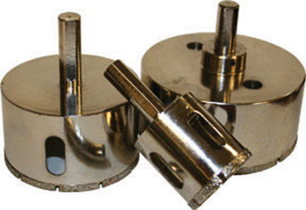 "1-5/8"" PLATED BIT"