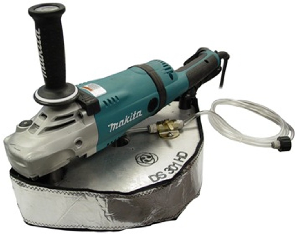 "DS301X 12"" HANDHELD 110V HEAVY DUTY POLISHER AND G"