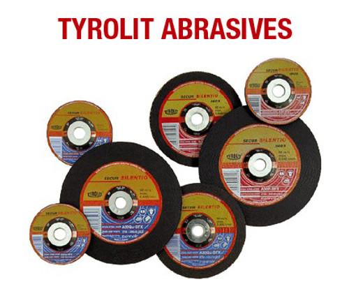 """12"""" X 1/8 X 1 HEAVY DUTY HIGH SPEED GAS/PORTABLE ABRASIVE BLADE - DUCTILE"""