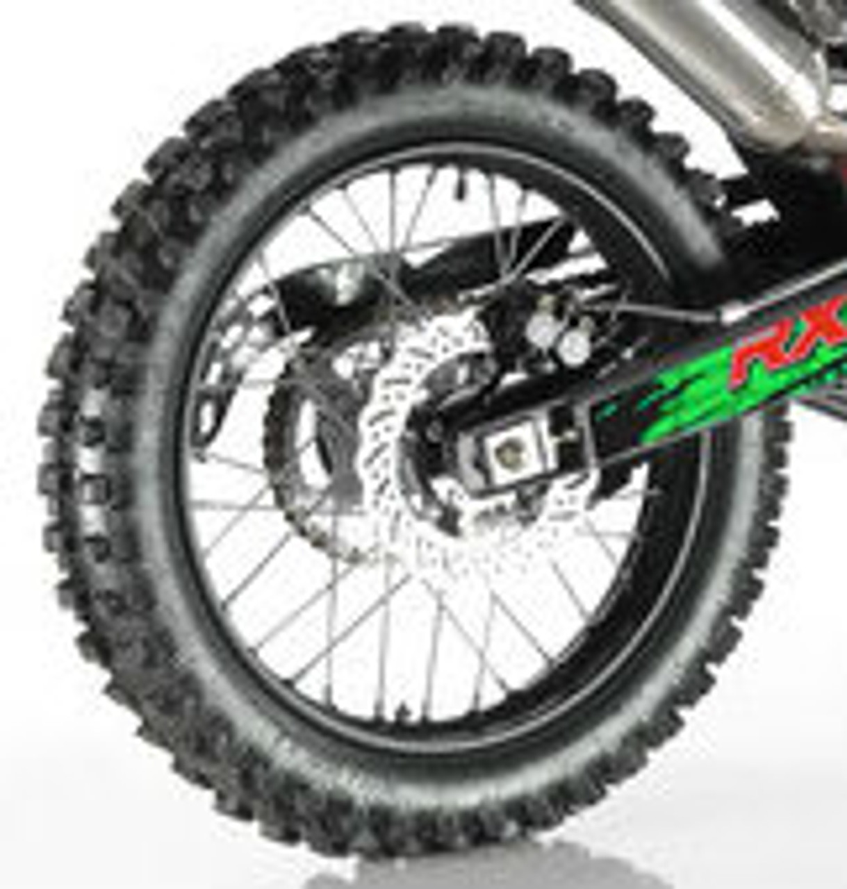 RK Racing Chain 1062-038RB Black Aluminum Rear Sprocket and 520XSO Chain 520 Race Conversion Kit
