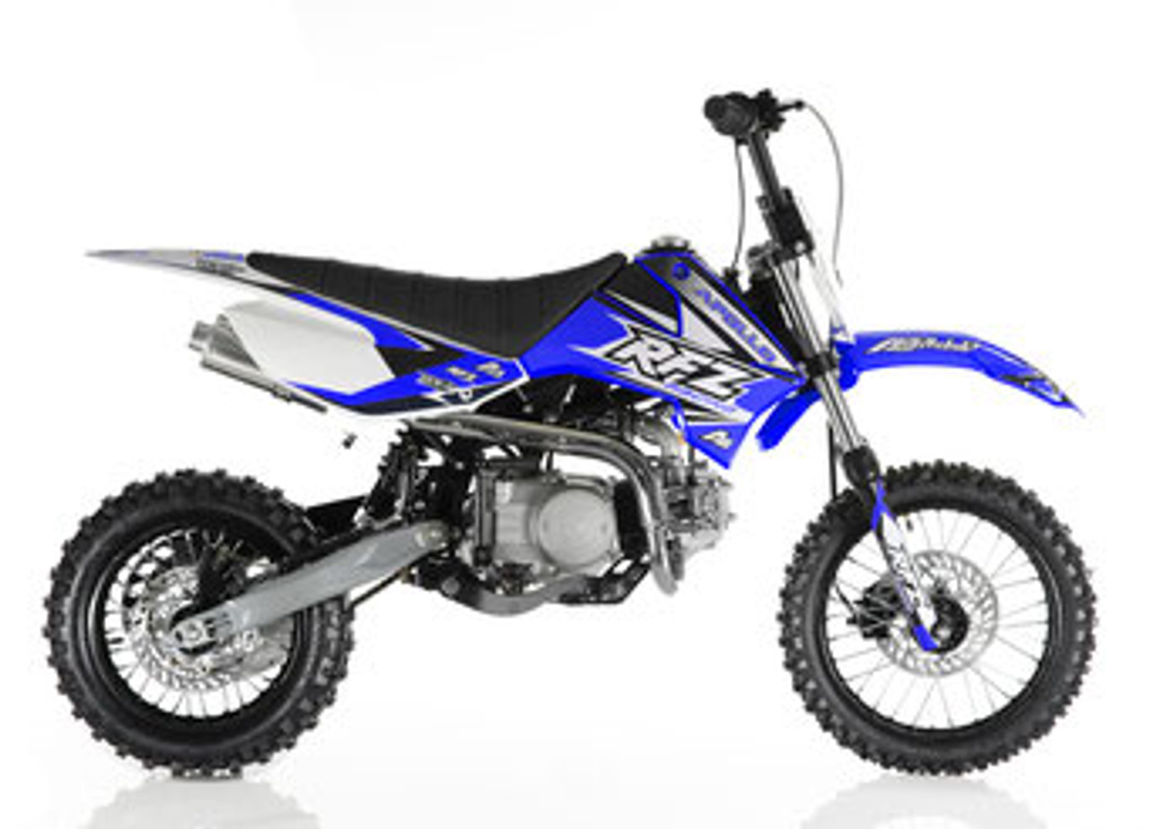 Apollo RFZ DB X-4 140cc pit bike - Free Shipping, Fully Assembled/Tested