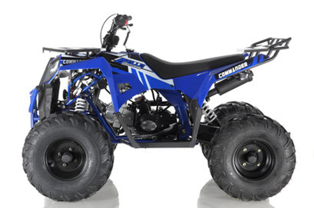 125cc Atv For Sale >> Apollo Commander 125cc Automatic Atv Free Shipping Fully Assembled Tested