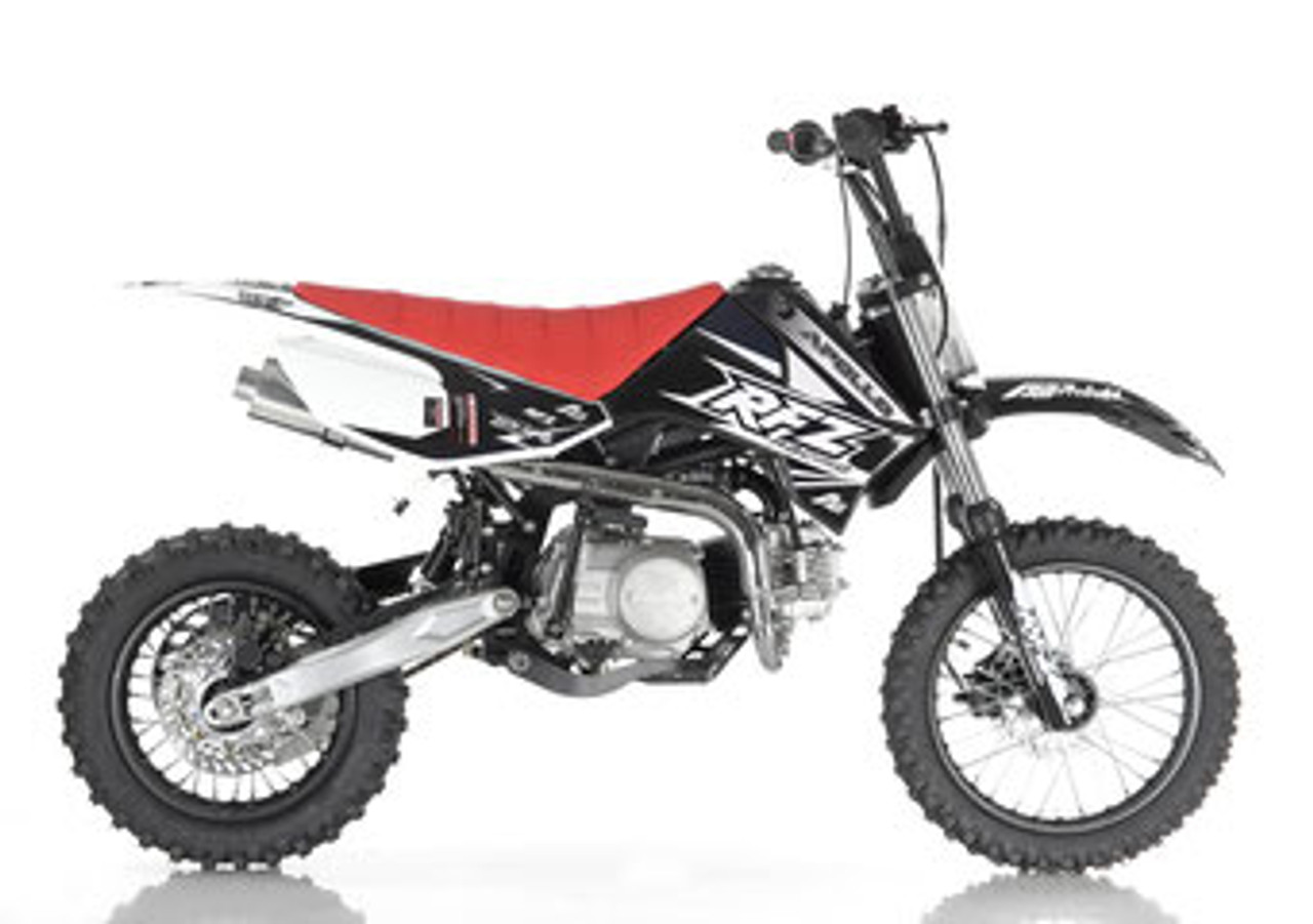 Apollo Rfz Db X 6 125cc Automatic Pit Bike Free Shipping Fully Assembled Tested