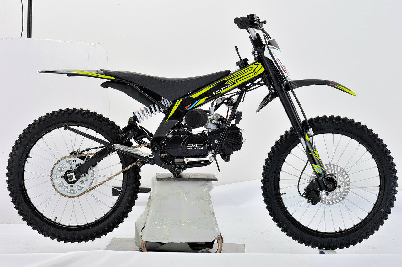 Orion FX1 125cc MANUAL Dirt Bike - Free Shipping, Fully Assembled/Tested