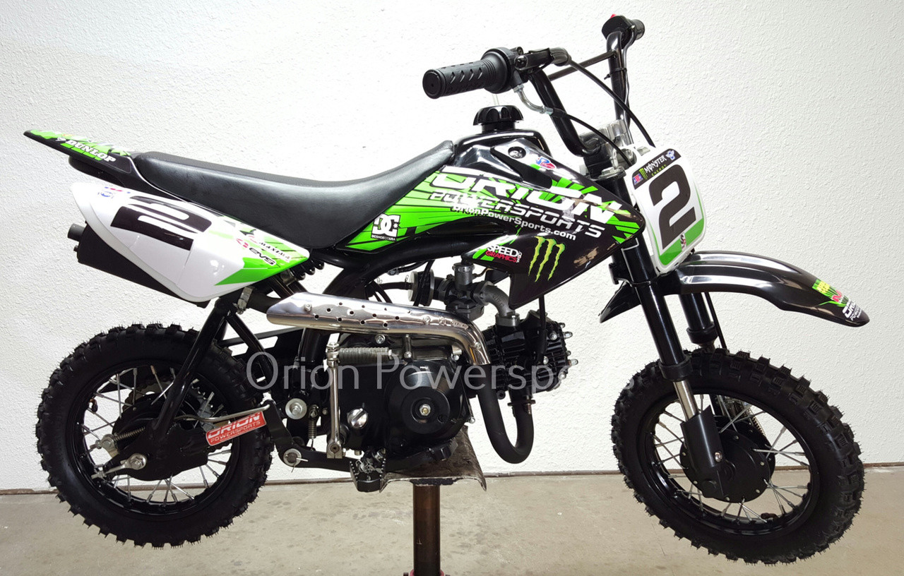 ea5d49dbbfa Orion 21A-70cc SEMI AUTO Pit Bike - Free Shipping, Fully Assembled/Tested