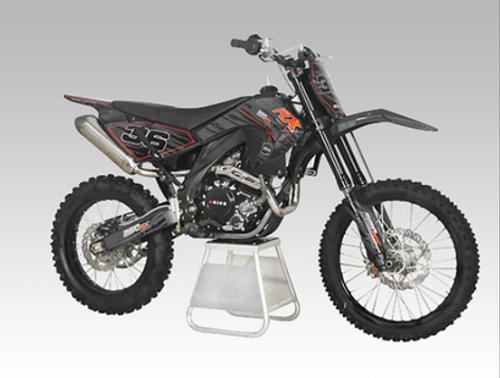 Complete Plastics Kit for Apollo DB36 RX250 Dirt Bike