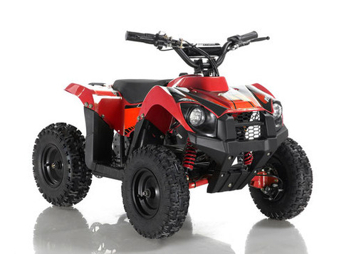 Apollo VOLT 500 watt ATV- Free Shipping & Fully Assembled/Tested