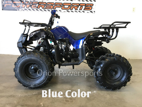 Orion ATV 125cc Hunting - Free Shipping & Fully Assembled/Tested