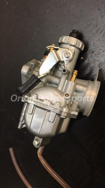 Mikuni 24mm Round Slide Performance Pit Bike Carburetor