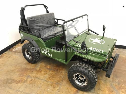 Plastic Body for Orion Mini Jeep