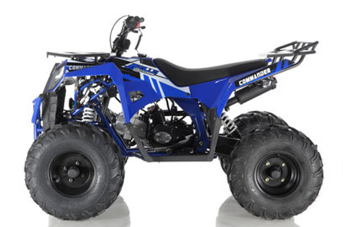 Apollo Commander 125cc  AUTOMATIC ATV - Free Shipping & Fully Assembled/Tested
