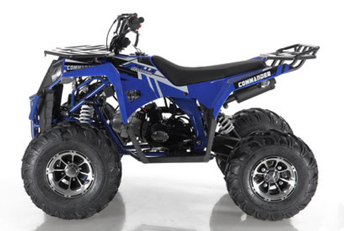 Apollo Commander DXL 125cc  AUTOMATIC ATV - Free Shipping & Fully Assembled/Tested