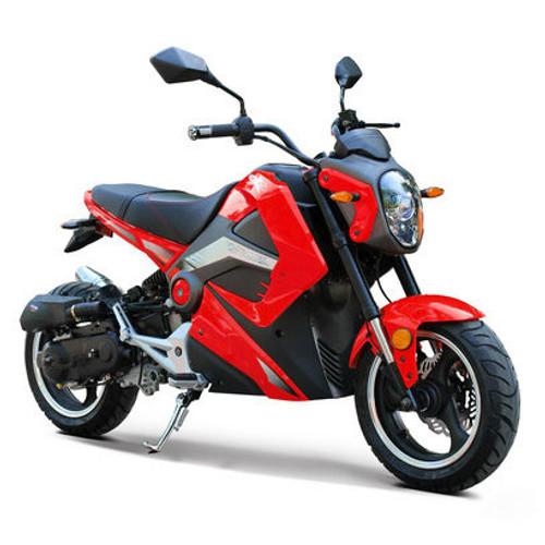 Icebear Fuerza 125cc Motorcycle, SSR Raskull, Honda Grom