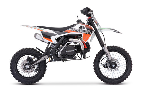 Orion RXB 125cc MANUAL Pit Bike - Free Shipping, Fully Assembled/Tested