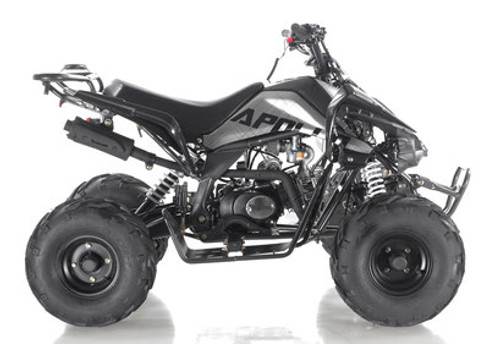 Apollo VMoto Blazer 7 125cc  AUTOMATIC ATV - Free Shipping & Fully Assembled/Tested