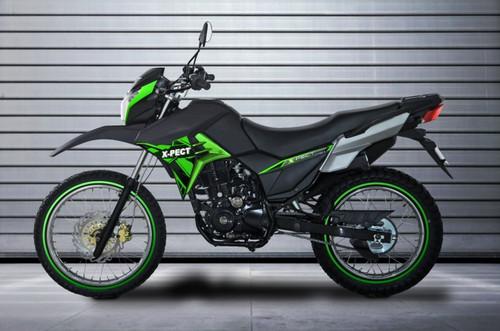 Lifan  X-PECT EFI DLX 200cc Motorcycle - 2 Year Warranty