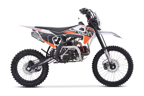 Orion RXB 150X MANUAL Dirt Bike - Free Shipping, Fully Assembled/Tested