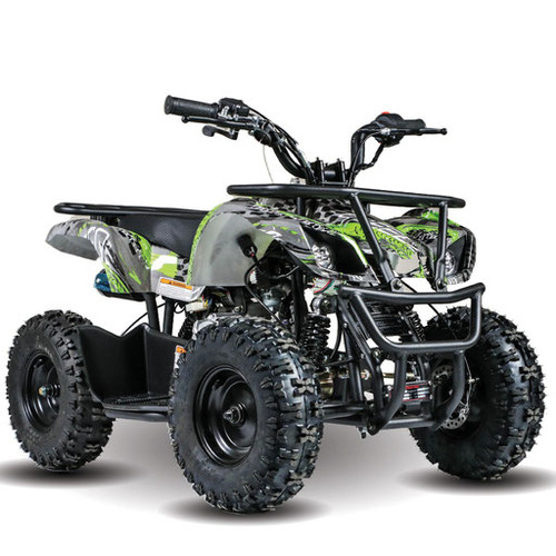 Apollo Mini Hunter 60cc AUTOMATIC ATV - Free Shipping & Fully Assembled/Tested