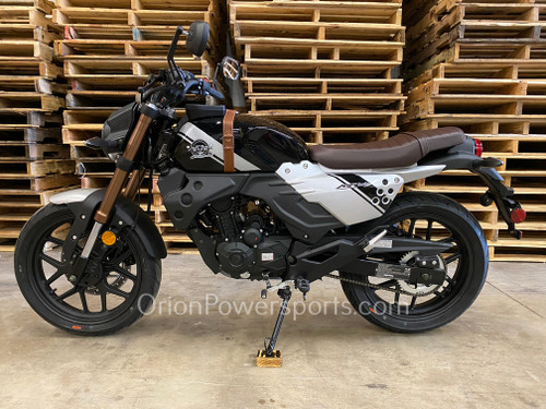 Lifan KP Master 200cc Cafe Motorcycle Street Bike - Fully Assembled w/2 Yr Warranty