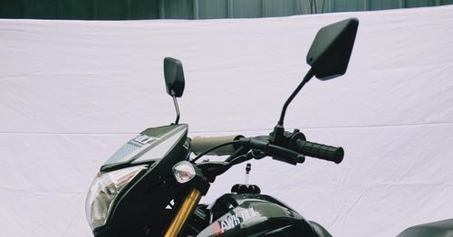 MIrror Set for RPS Hawk 250