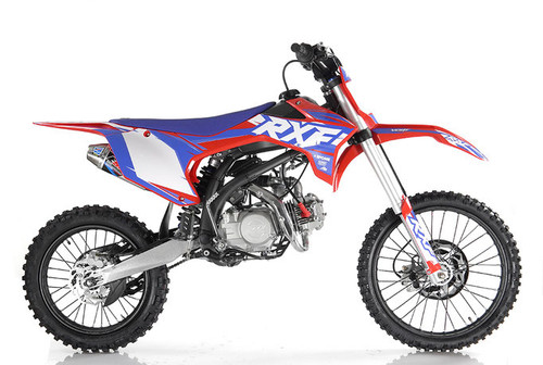 Apollo RXF 150 Freeride MAX MANUAL Dirt Bike - Free Shipping, Fully Assembled/Tested