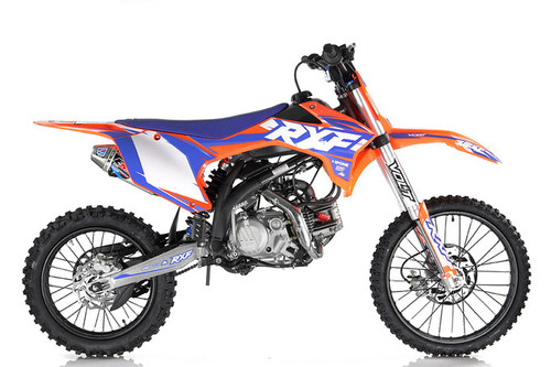 Apollo RXF 200 Freeride MAX MANUAL Dirt Bike - Free Shipping, Fully Assembled/Tested