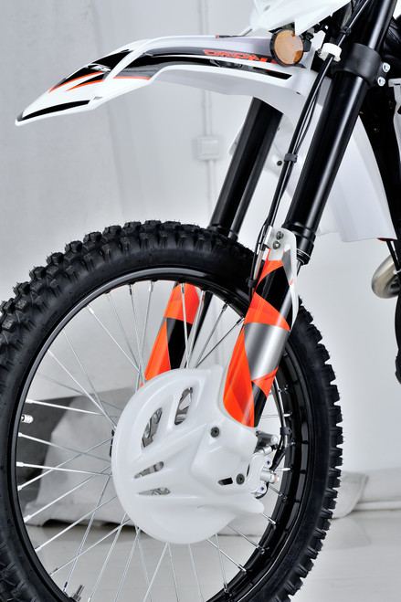 Fork Guards for Orion RXB pit bikes and dirt bikes