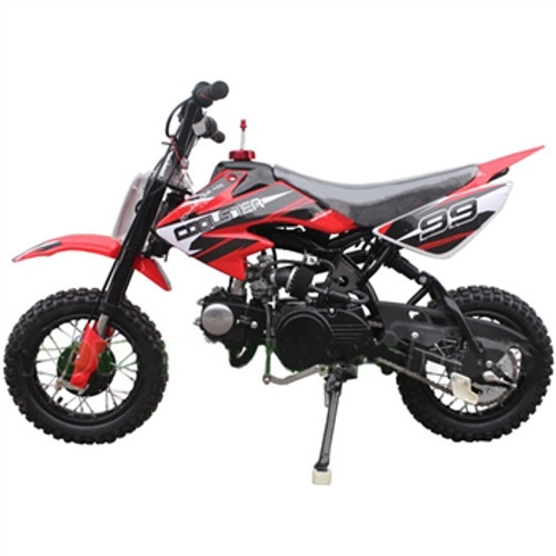 Speed Max 110cc AUTOMATIC Pit Bike - Free Shipping, Fully Assembled/Tested