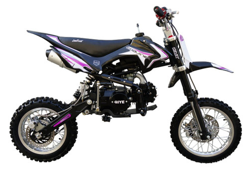 Speed Max XRA 125cc MANUAL Pit Bike - Free Shipping, Fully Assembled/Tested