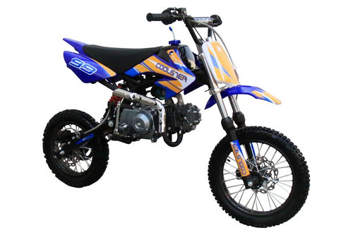 Speed Max 125cc SEMI AUTO Pit Bike - Free Shipping, Fully Assembled/Tested