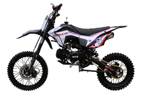 Speed Max M-125cc MANUAL pit bike - Free Shipping, Fully Assembled/Tested