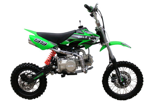 Speed Max XR 125cc MANUAL Pit Bike - Free Shipping, Fully Assembled/Tested