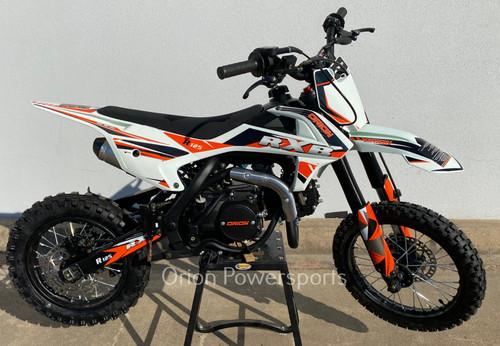 OEM Graphics Kit for Orion RXB dirt bikes