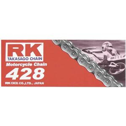 Dirt Bike /& Mini Bike 84 Link 420 Chain for ATV