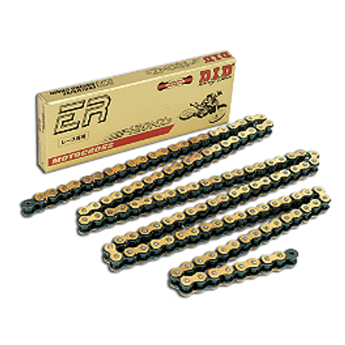DID Competition NZ3 Gold/Black 420 Chain