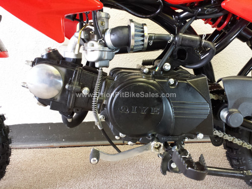 Pit Bike Motors, engines