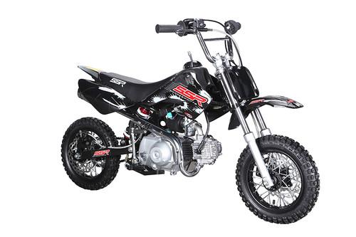 2021 SSR 70C Pit Bike - Semi Auto Shift - Free Shipping, Fully Assembled/Tested