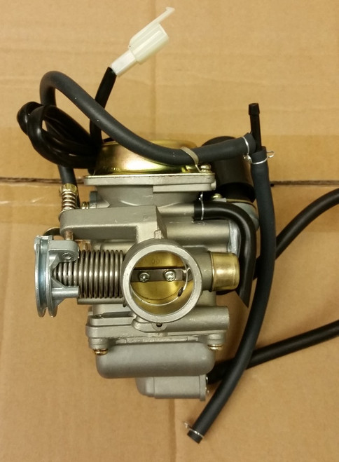 28mm Vacuum Style Slide Carburetor with electric choke