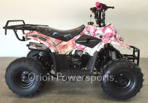 Orion ATV 110cc Sport Junior - Free Shipping & Fully Assembled/Tested