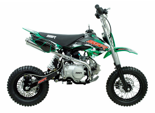 2021 SSR SR110cc Pit Bike - Free Shipping, Fully Assembled/Tested