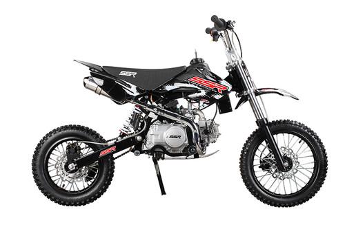 2021 SSR SR125cc Automatic Shift Pit Bike - No Clutch - FREE SHIPPING & WARRANTY