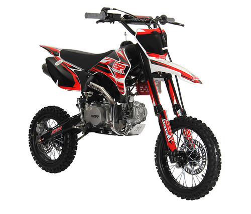 2020 SSR SR140TR - 140cc Pit Bike - FREE SHIPPING & WARRANTY